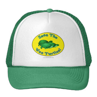 Save the Wee Turtles Trucker Hat