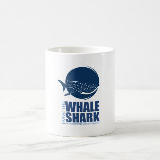 Save the Whale Shark Gear from MMF Classic White Coffee Mug