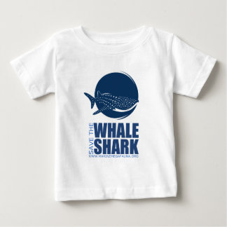 Save the Whale Shark Gear from MMF Infant T-shirt
