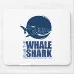Save the Whale Shark Gear from MMF Mouse Pads