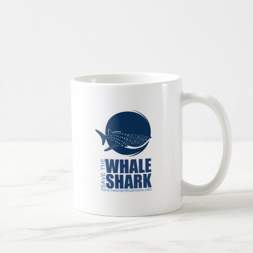 Save the Whale Shark Gear from MMF Mugs