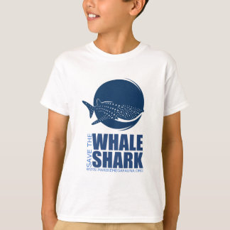 Save the Whale Shark Gear from MMF T-Shirt