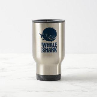 Save the Whale Shark Gear from MMF Travel Mug