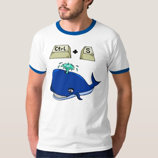 Save the whale T-Shirt
