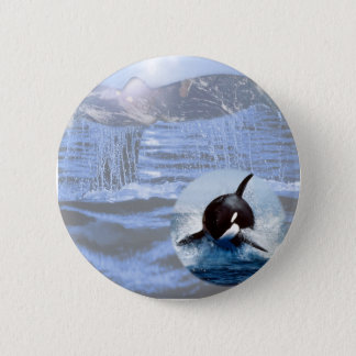 Save the Whales Backpack Pinback pins buttons