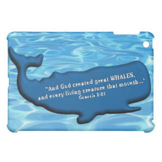 Save the Whales Merchandise 100% royalties Donated Case For The iPad Mini