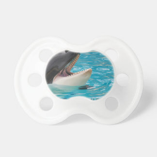 SAVE THE WHALES PACIFIER