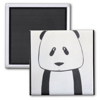 Save the wildlife 2 inch square magnet