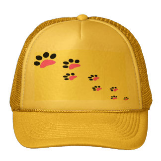 Save the Wildlife - Little Paws Mesh Hat