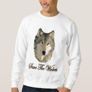 Save the Wolves Sweatshirt
