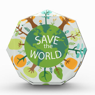 SAVE THE WORLD AWARD