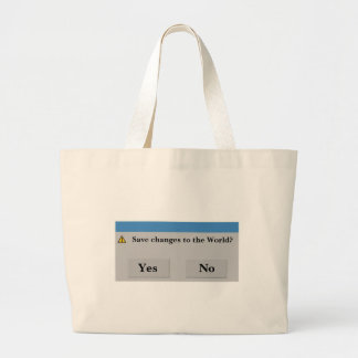 Save the World Bag