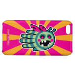 Hand shaped Save the Zombie bee! Cover For iPhone 5C