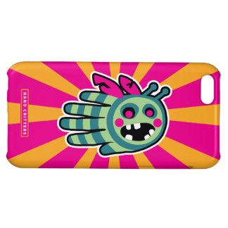 Save the Zombie bee! iPhone 5C Covers