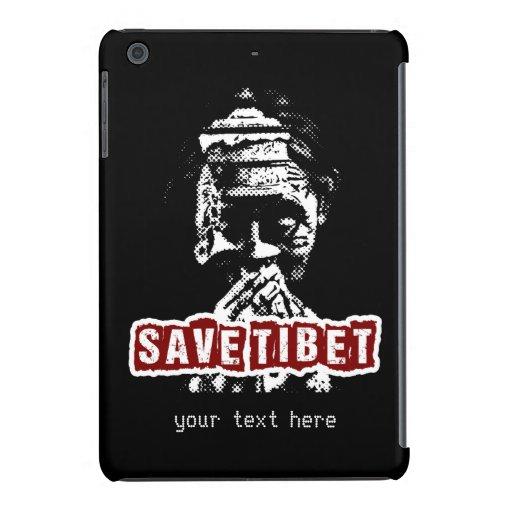 SAVE TIBET~! FREE TIBET! iPad MINI RETINA COVER
