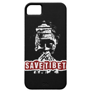 SAVE TIBET~! FREE TIBET! iPhone SE/5/5s CASE