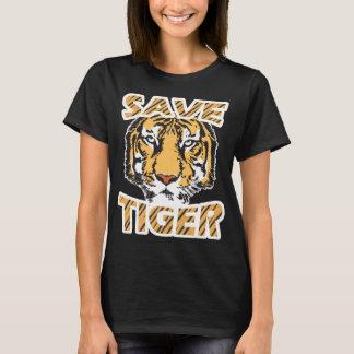 Save Tiger Women's Basic T-Shirt