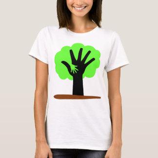 Save Trees Save Earth Tshirt Ruddrataksh