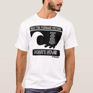 Save Tsunami Victims T-Shirt