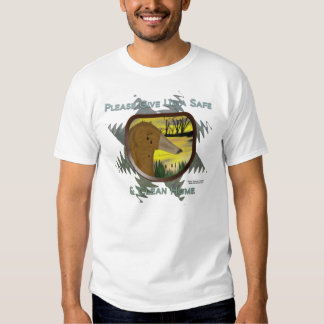 Save Us From Oil  Men's Shirt