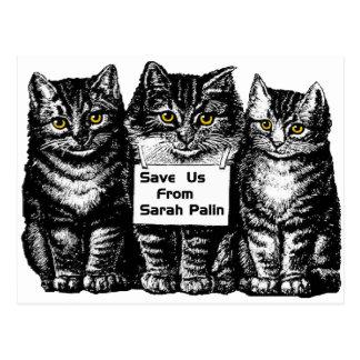 save us from sarah postcard