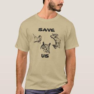Save Us (Wildlife) T-Shirt