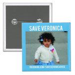 Save Veronica Button