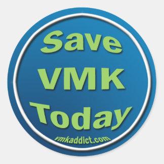 Save VMK Today Sticker