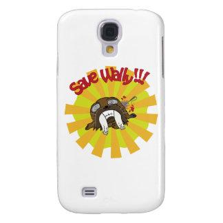 Save Wally Samsung Galaxy S4 Cover