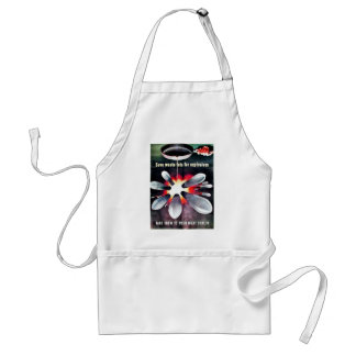 Save Waste Fats Adult Apron