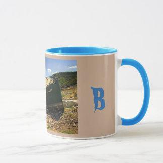 Save Water Alphabet Mug B