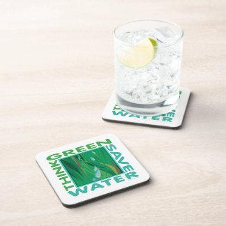 Save Water Beverage Coaster