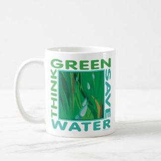 Save Water Coffee Mug