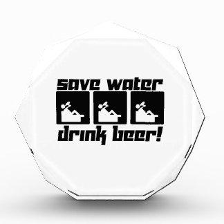 Save Water Drink Beer! Award