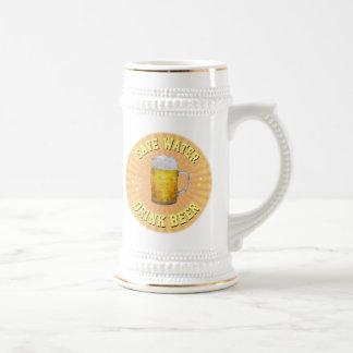 Save Water - Drink Beer Beer Stein