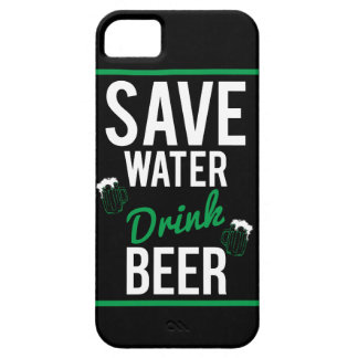 Save water Drink beer iPhone SE/5/5s Case