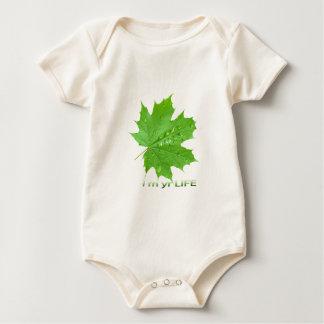 save water-i m yr life baby bodysuit
