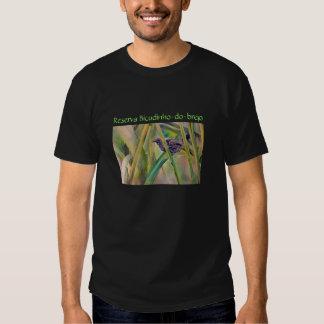 Save Wild Nature - Marsh Antwren T-shirt