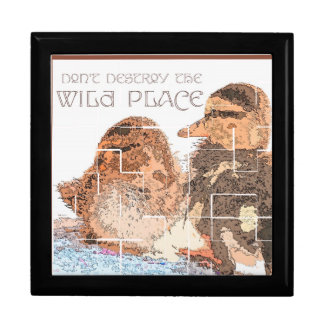 Save Wild Places Gift Box