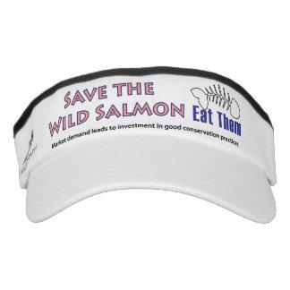 Save Wild Salmon Headsweats Visor