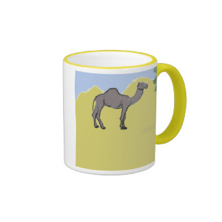 Save Wildlife Ringer Coffee Mug