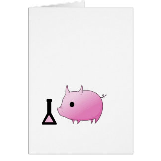 Save your Bacon Greeting Card
