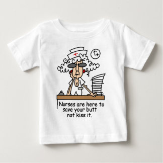 Save your butt! baby T-Shirt