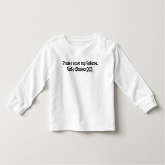 Save Your Child's Future Tee Shirt