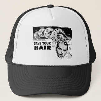 Save Your Hair! Trucker Hat