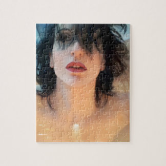 Save Yourself - Self Portrait Jigsaw Puzzles