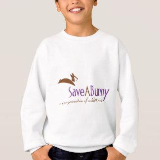 SaveABunny Logo Sweatshirt