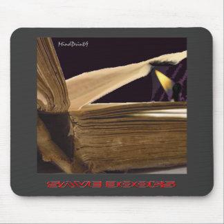 SaveBooks 2 Mouse Pad