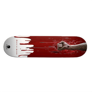 Saved by Blood Skateboard
