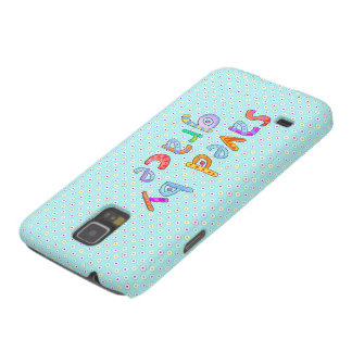 Saved By Grace Cute Christian Artsy Polkadots Galaxy S5 Covers